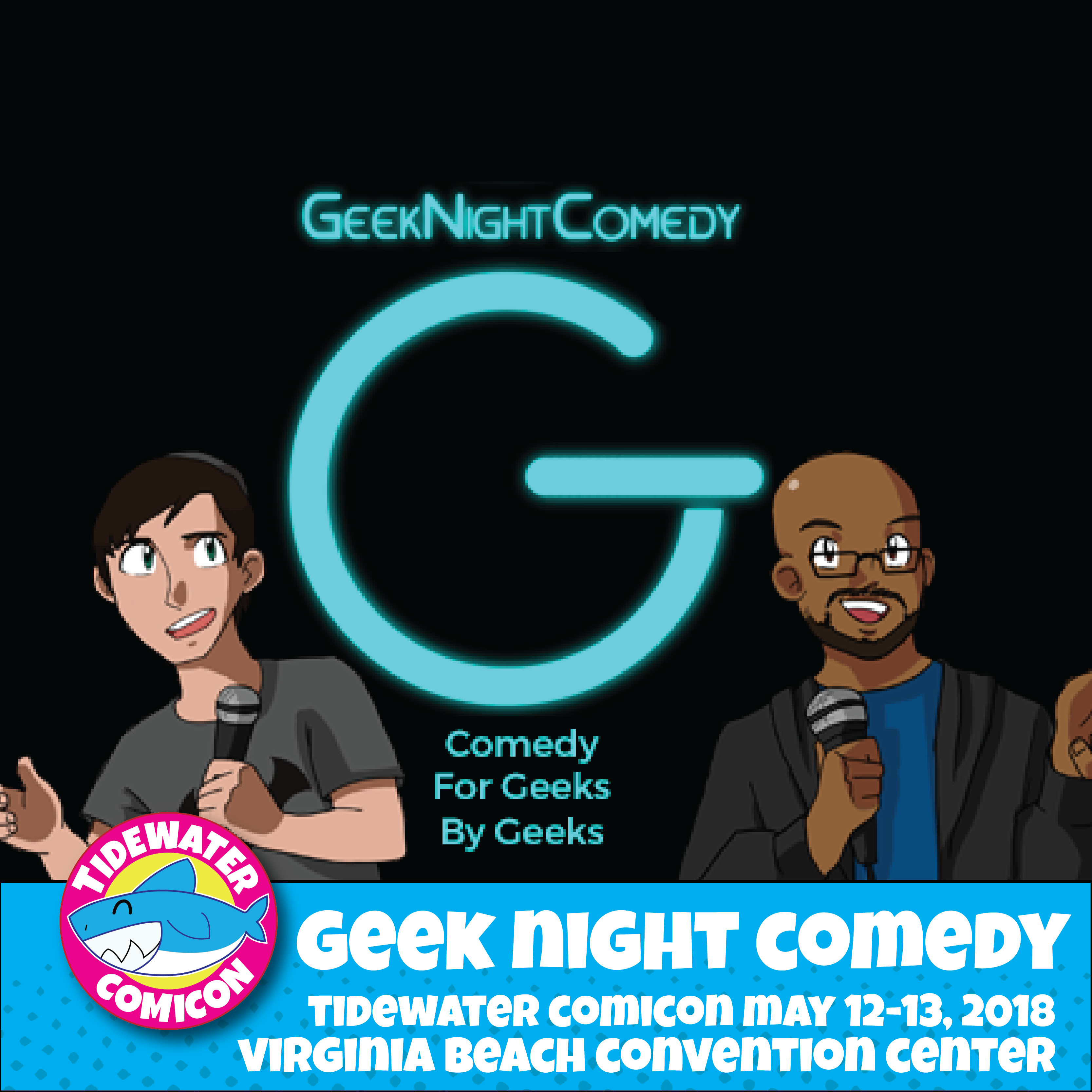 Geek Night Comedy